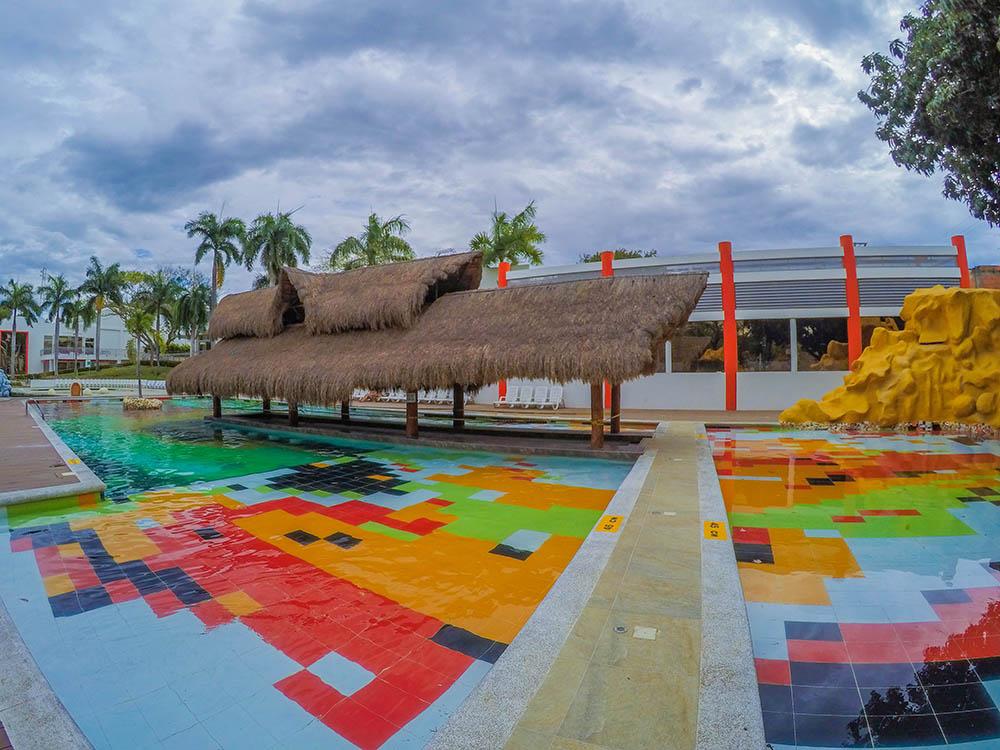 piscina tropical club los lagos neiva comfamiliar huila