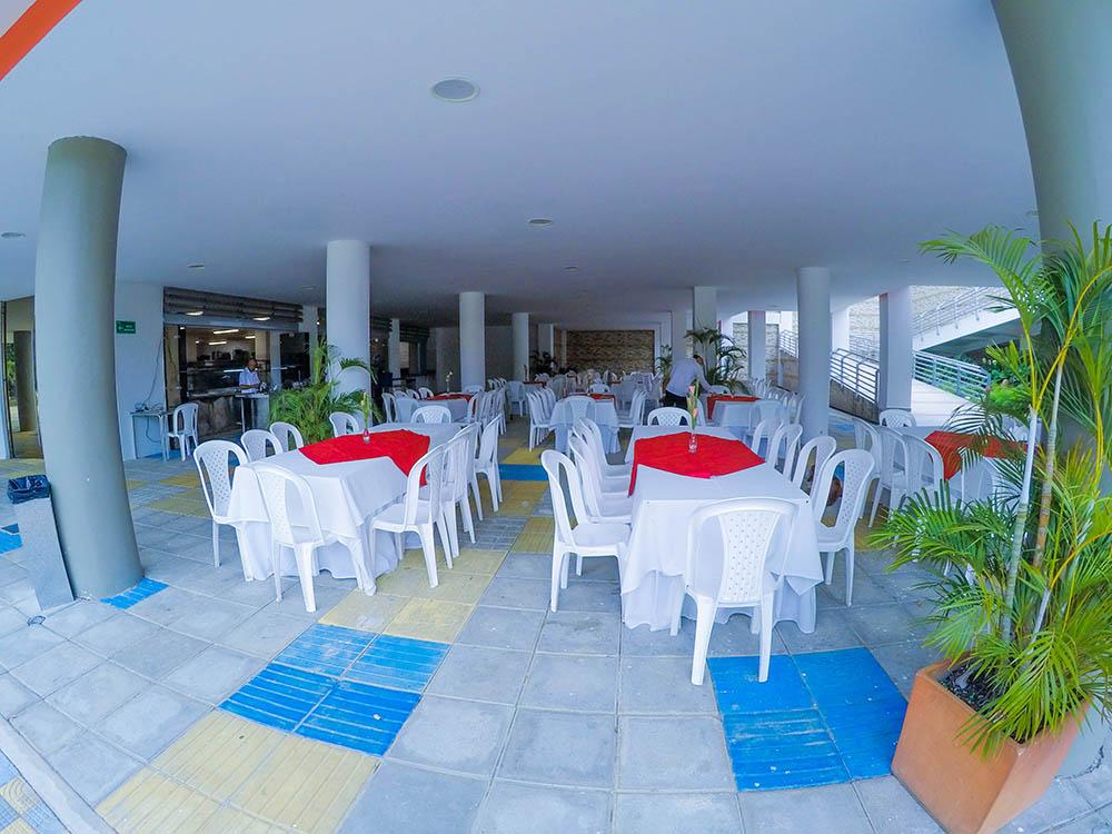 restaurante familiar club los lagos neiva comfamiliar huila